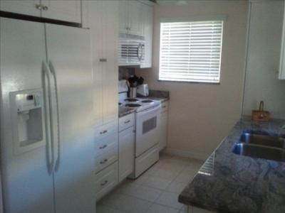 Full Kitchen in Rental