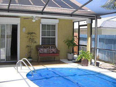 pool home panama city beach florida