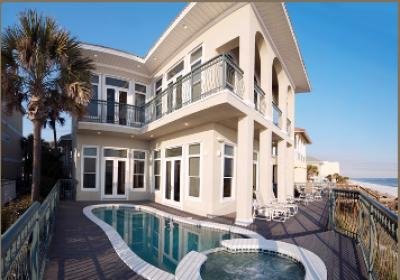 Miramar Beach Destin Rental On Frangista Beach Florida