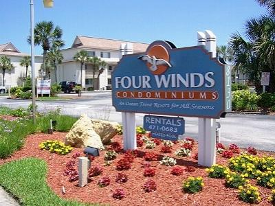 Four Winds Condo rental