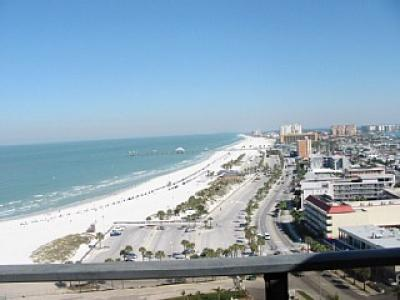 clearwater beach florida condo