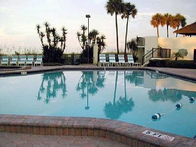 Ocean Sands Madeira Beach