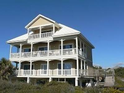 st george island beach house rental