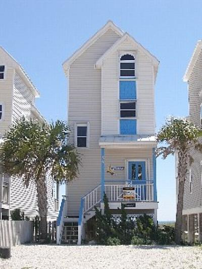 St George Island beach House