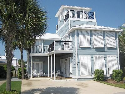 destin beach house