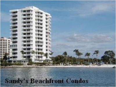 Fort Myers Lovers Key beachfront condo