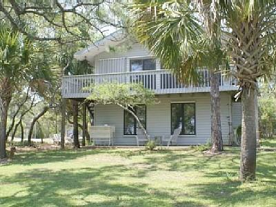 beachfront cottage st teresa fl