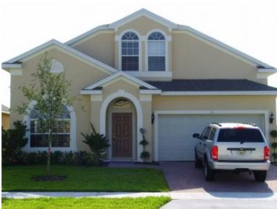 5 bed vacation villa orlando fl