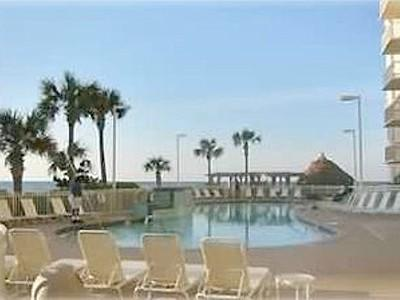 FL gulf beach rental penthouse