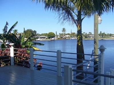 Waterfront Vacation Home Fort Myers, Florida