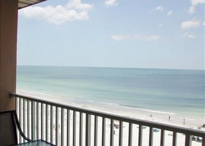 beach condo indian shores