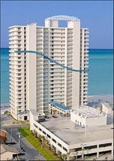 pcb beach vacation condo