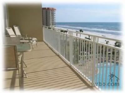 florida gulf front rental home