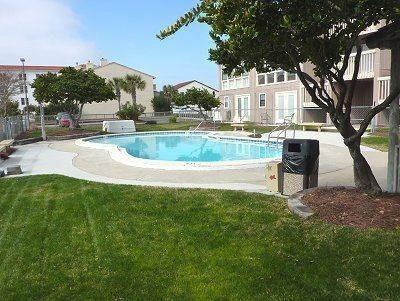 beachside condo pool