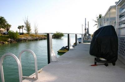 Cudjoe Key Dock home with Community Pool / Marina