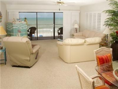 Sand Dollar two bed rental